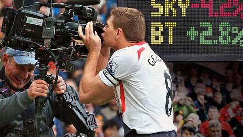 Doanh thu của Premier League 2013/14 lên tới 3,26 tỷ bảng