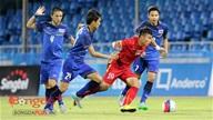 U23 Việt Nam 1-3 U23 Thái Lan:Bạc Nhược