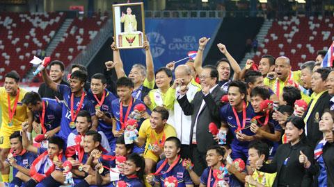 U23 Thái Lan giành chức vô địch với thành tích ấn tượng 7 trận toàn thắng