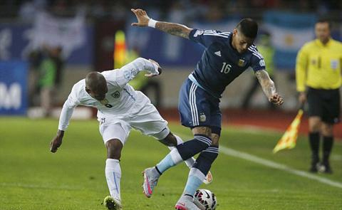Video: Argentina vs Uruguay
