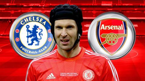Cech đã chuyển từ Tây sang Bắc London