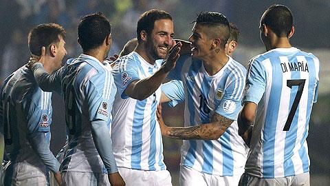 Đây mới là Argentina cả thế giới muốn chiêm ngưỡng