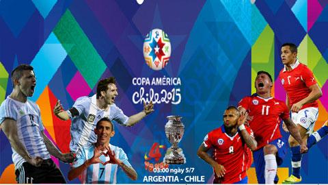 Chung kết sẽ cứu cả Copa America?