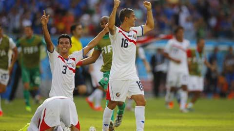 2 ngày trước khai mạc Gold Cup 2015: Costa Rica vô địch, tại sao không?