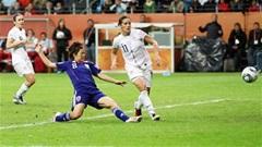06h00 ngày 6/7 chung kết World Cup nữ, Mỹ vs Nhật: Lần thứ 3 cho Mỹ