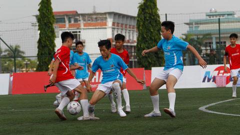Festival Bóng đá Học đường U13 năm 2015 đã kết thúc thành công tốt đẹp