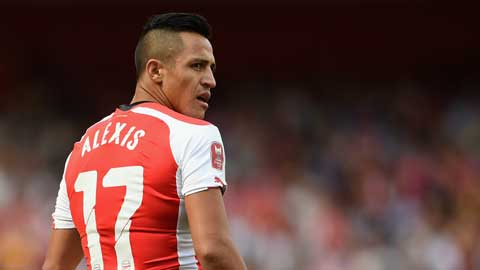 Alexis Sanchez đã trải qua một năm thực sự bận rộn.