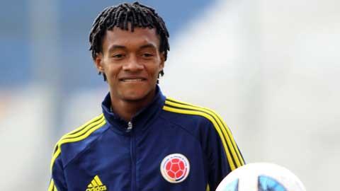 Việc những Willian, Cuadrado… không thi đấu nhiều ở Copa America 2015 là lợi thế của Chelsea so với các đối thủ khác