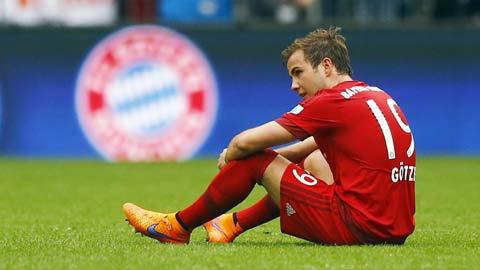 Bayern sẵn sàng để Goetze ra đi