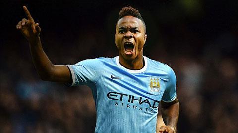 Sterling đã thỏa ước nguyện chuyển tới Man City