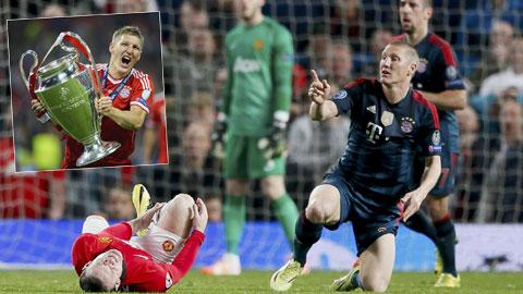 Dù đã 30 tuổi nhưng Schweinsteiger vẫn còn rất hữu dụng với bất cứ đội bóng nào
