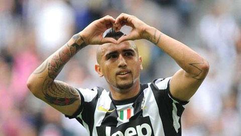 Vidal đang được Bayern theo sát