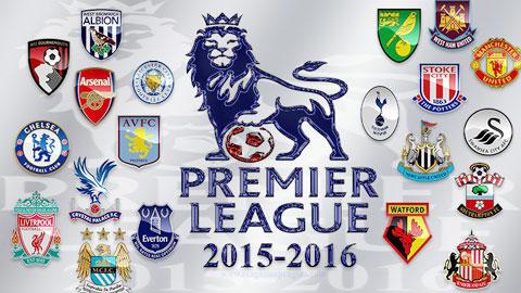 Premier League 2015/16 sẽ khai màn vào ngày 8/8
