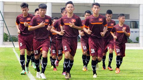 U19 Việt Nam: Tuần đầu rèn thể lực