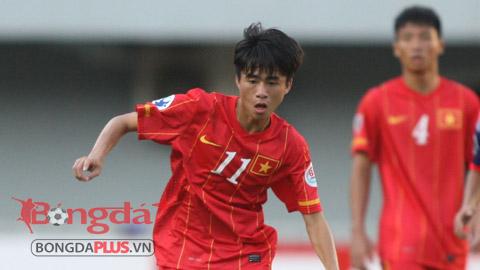 Chiều mai , Thanh Hậu lên tập trung ở đội tuyển U19 Việt Nam