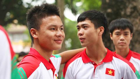 Sau Thanh Hậu, U19 Việt Nam gọi thêm Quang Hải