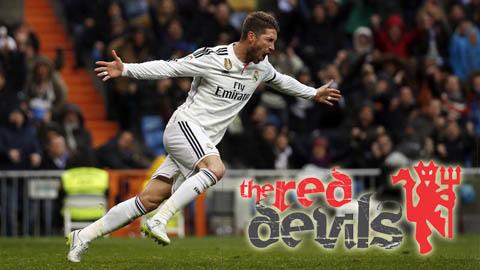 Ramos đang trên đường tới Manchester