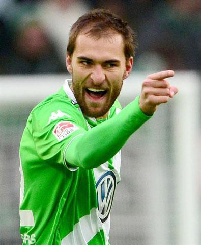 Bas Dost (Wolfsburg)