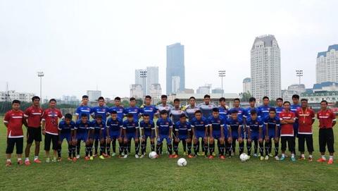 U19 Việt Nam may mắn thoát khỏi trận lụt lịch...