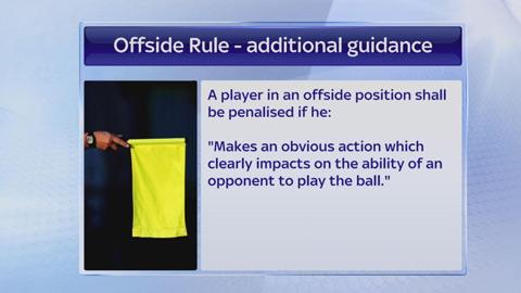 Luật việt vị mới sẽ tác động thế nào đến các trận đấu ở Premier League?