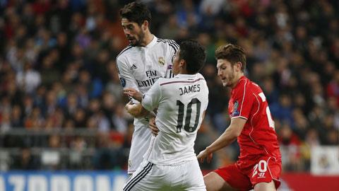 Real Madrid: Isco, tài năng...  vô thừa nhận