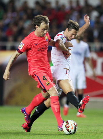 Barca đang ôm mộng ăn sáu