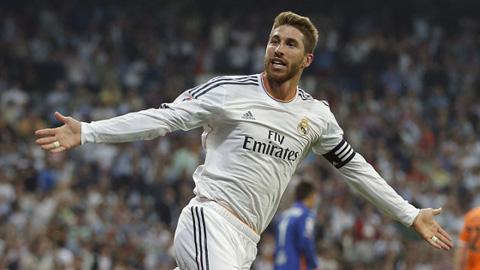 Ramos đạt được thỏa thuận để ở lại Real tới năm 2020