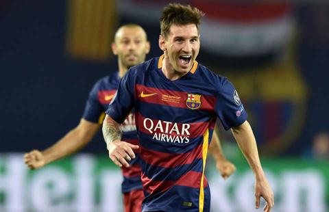 Messi rực sáng trong chiến thắng của Barca