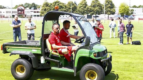 Ribery hiện tại là gánh nặng về tài chính của Bayern