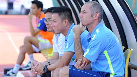 Thôi dẫn dắt , HLV Graechen trở lại Học viện  Arsenal JMG làm công tác đào tạo trẻ