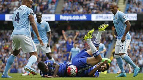 Chelsea thất bại tan nát tại sân Etihad của Man City