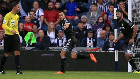 Pedro tỏa sáng ngay trân đầu ra mắt Chelsea