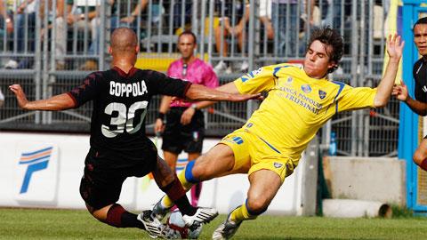Frosinone vs Torino