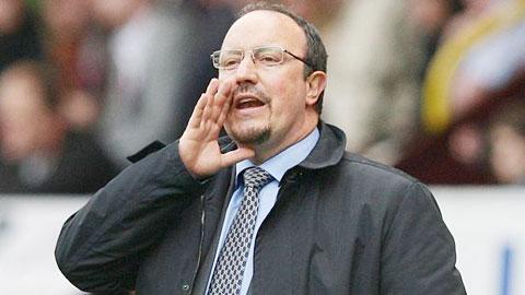 Dưới thời Benitez, Real thi đấu chắc chắn hơn nhiều