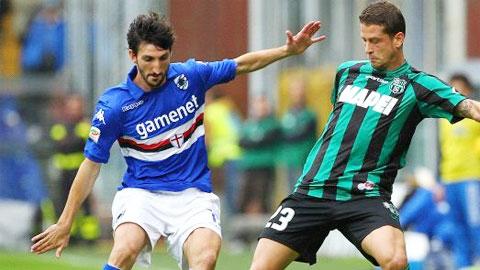 Sampdoria vs Carpi