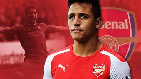 Sanchez có nhiều nét tương đồng với Suarez