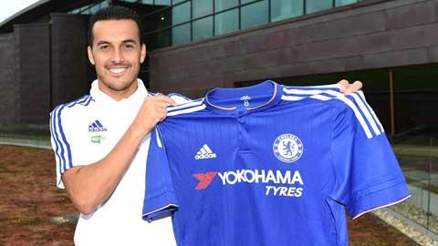 Pedro có thể mang tới rất nhiều lựa chọn cho hàng tiền vệ của Chelsea