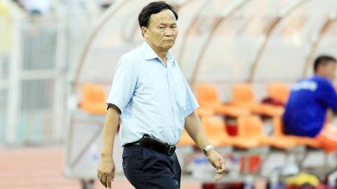 Ông Nguyễn Hồng Thanh cho rằng, trận thua HA.GL vừa qua chỉ là tai nạn của SLNA