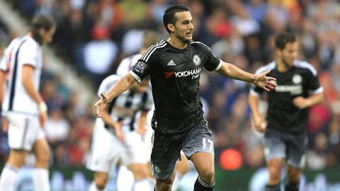 Pedro tỏa sáng ngay trong ngày ra mắt Chelsea