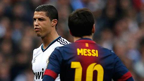 Ronaldo và Messi đều gây thất vọng ở vòng 1 La Liga 2015/16