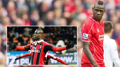 Một khi trở về, liệu Balotelli có thể tỏa sáng trở lại như khi còn khoác áo Milan?