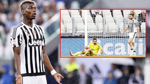 Những tổn thất về nhân sự khiến Juventus sa sút nhanh chóng