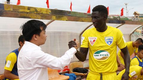 Việc không đặt nặng mục tiêu vô địch giúp các cầu thủ FLC Thanh Hóa thi đấu rất thoải mái