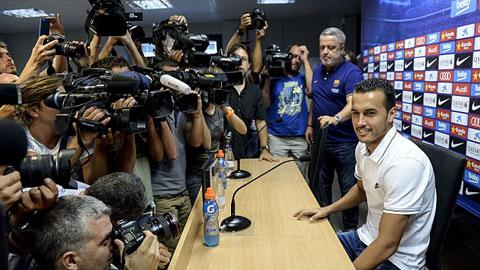 Pedro đặt mục tiêu tỏa sáng tại Chelsea và cùng ĐT Tây Ban Nha dự EURO 2016