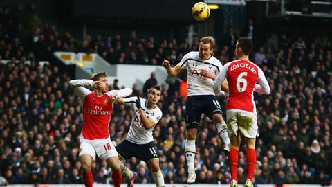 Tottenham đụng độ Arsenal là trận đấu đáng chờ đợi nhất ở vòng 3 cúp Liên đoàn Anh