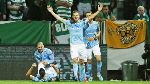 Malmo cũng có thể gây bất ngờ ở vòng bảng Champions League mùa này