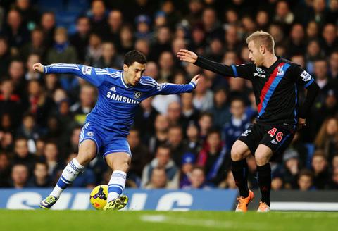 Hazard đang dần lấy lại cảm hứng thi đấu