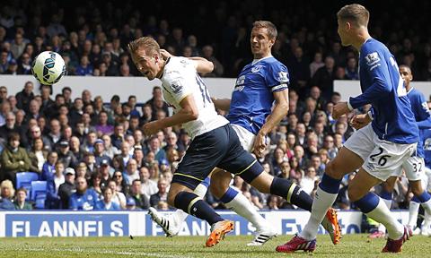 Tottenham luôn có được kết quả có lợi trước Everton