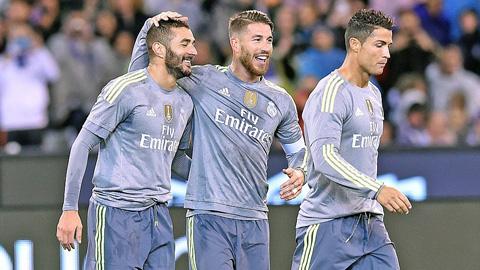 Real Madrid bất ngờ được xếp nhóm 2 ở Champions League 2015/16