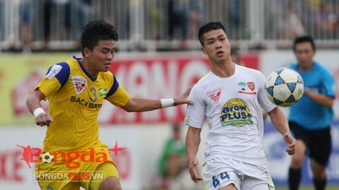 Vòng 23 và 24 V.League thi đấu sớm nhằm tạo điều kiện cho ĐT Việt Nam - Ảnh: Minh Trần